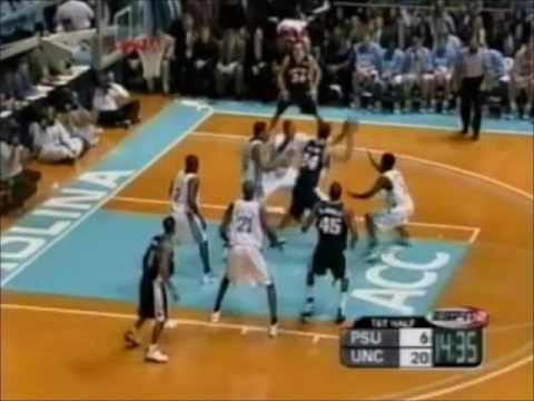 11/18/2002 - UNC Tar Heels vs. Penn State Nittany Lions