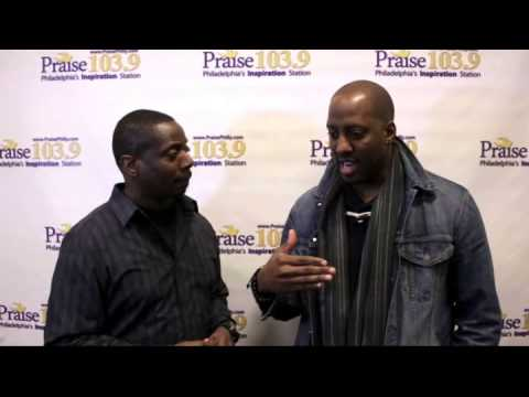 Isaac Carree Interview at the Praise 103.9 Inspirational Music Conference 2013