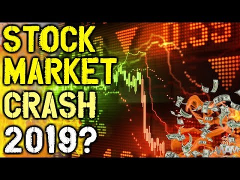 STOCK MARKET CRASH 2019 OR 2020 ???