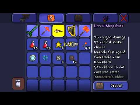 How To Craft On Terraria Ipad
