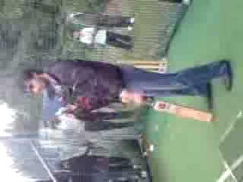 Batting tips Imran Nazir (URDU)
