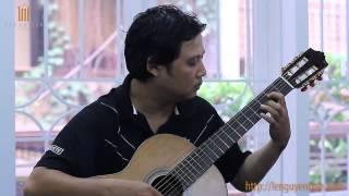 Lê Hùng Phong - Nhật ký của mẹ - Guitar Solo