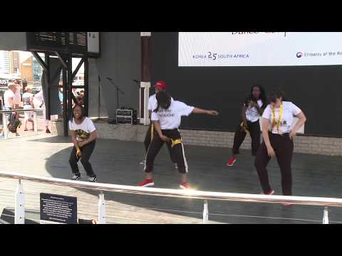 Kpop in public South Africa - BTS, iKON, EXO and NCT 127 [dance comp]