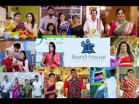 New Showreel 2018|Production House Hyderabad|Telugu AdFilm Makers|Ad Agency|TV&Cinema Ads|Films
