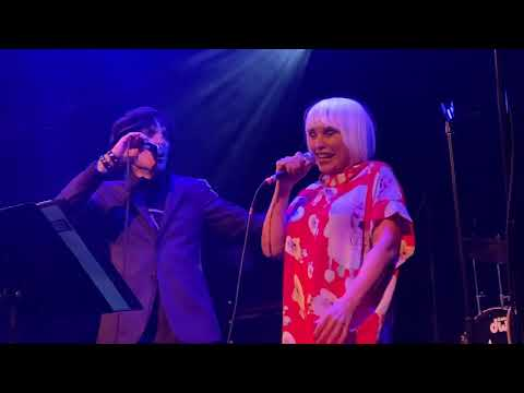 Jesse Malin & Debbie Harry (Blondie), Fairytale of New York, Bowery Ballroom, NYC 12/14/19