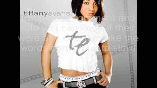 Watch Tiffany Evans About A Boy video