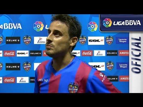 Entrevista a Pedro López tras el Levante UD (0-1) Granada CF - HD