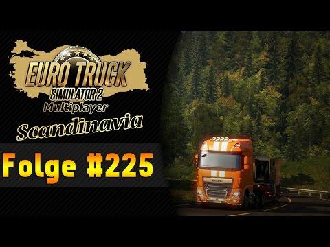ETS 2 Multiplayer Scandinavia #225 Klikk & die Dispo ★ Let's Play Euro Truck Simulator 2