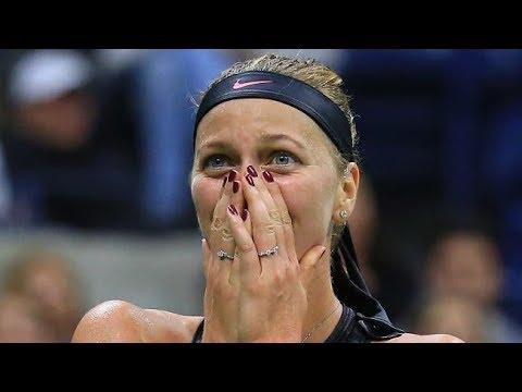 Petra Kvitova Vs Muguruza    US Open 2017