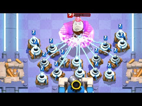 ULTIMATE TOP 50 FUNNY MOMENTS  |Clash Royale   Glitches , Fails | CR Funny Montage #2