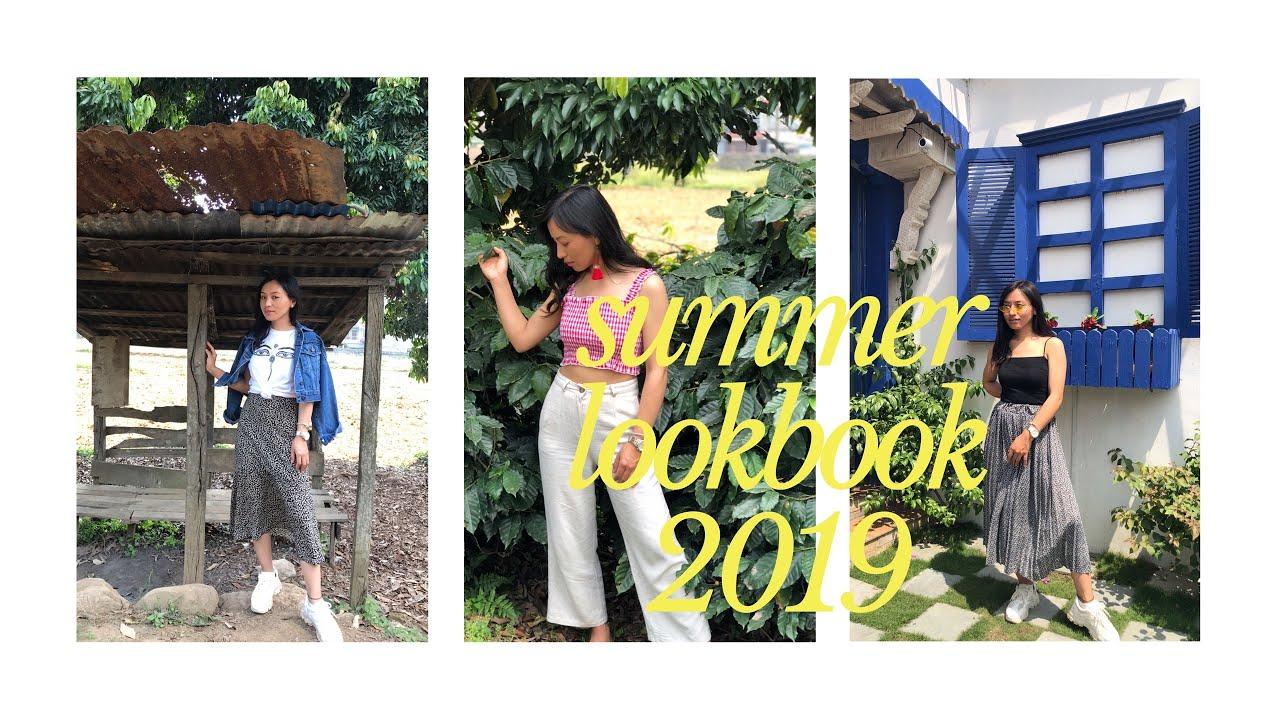 [VIDEO] - SUMMER/SPRING LOOKBOOK 2019    NEPALI GIRL    BASEMARK , LANE88 , CLOTHING MANIA, NYMPH    7