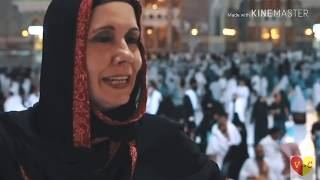 Kristiane Backer Performs Hajj - From MTV to Makkah