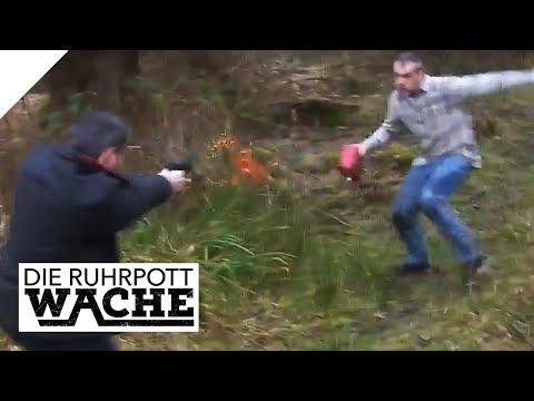Hund findet gefährliches Päckchen: Kripobeamte in Gefahr | Die Ruhrpottwache | SAT.1 TV