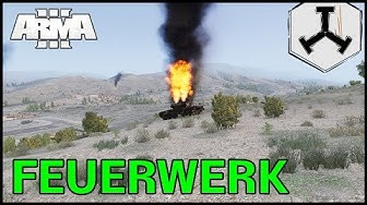 Arma 3 - Feuerwerk ► TTT Coop Mission | Stream Highlight