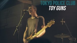 Tokyo Police Club - Toy Guns (Live @ Bo's Bar & Grill, 2016)
