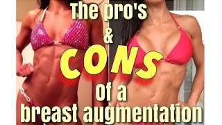The pros & CONS of a Breast Augmentation | My personal thoughts