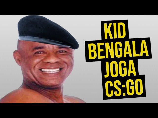 Kid Bengala Jogando Cs