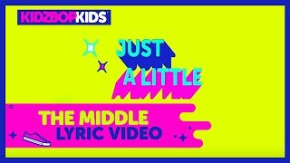 KIDZ BOP Kids - The Middle (Official Lyric Video) [KIDZ BOP 38] #ReadAlong