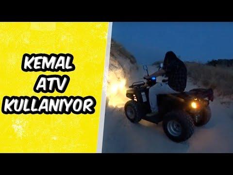 BossLayf - Kemal ATV Kullanıyor