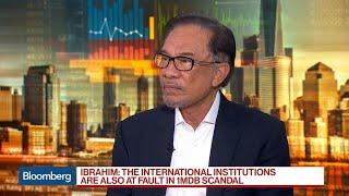 Goldman Must Bear Responsibility in 1MDB Scandal, Malaysia's Ibrahim Says