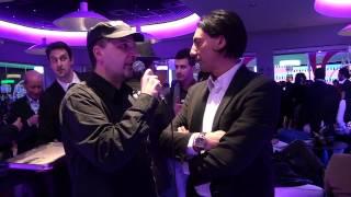 Fabiano Valelli Presenta Dubai Palace Roma - Sala Gioco di Lusso Eventi e Bingo : Video