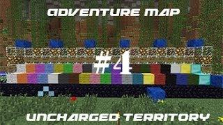Minecraft Adventure map - Uncharged Territory - Deel 4