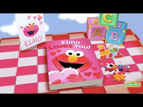 Elmo Loves You! (StoryToys Entertainment Limited) - NEW Valentine's Day Update! - Best App For Kids