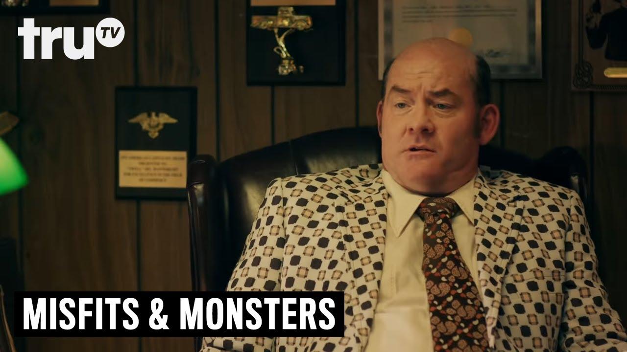 Download Bobcat Goldthwait's Misfits & Monsters Season 1 Trailer | truTV