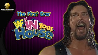 The First Ever WWF In Your House