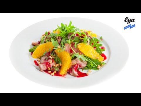 Sesame butter radishes with lemon