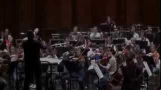 OFJ Philharmonie de Berlin 2014 / Dennis Russell Davies interview