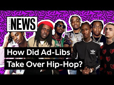 Lil Pump, Jeezy, Migos & How Ad-Libs Took Over Hip-Hop | Genius News