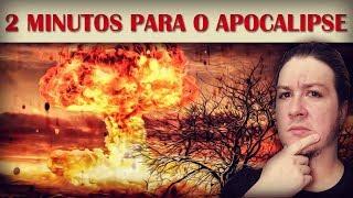 RELÓGIO DO APOCALIPSE está a 2 Minutos do FIM DO MUNDO + TÚMULO DE JESUS NO JAPÃO - ALMANAQUE