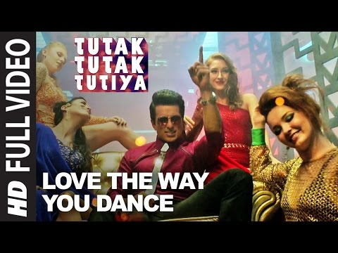 LOVE THE WAY YOU DANCE Full Video Song |...