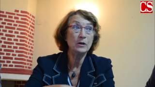 RDC :Colette BRAECKAM parle du Film « le Tribunal sur le Congo »