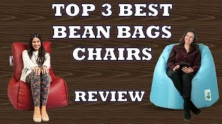 Best Bean Bag Chairs to Buy in India - Review