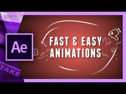 SUPER EASY ANIMATIONS - 5 After Effects Expressions