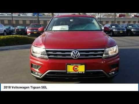 2018 Volkswagen Tiguan Corona CA V8799