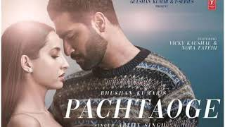 Pachtaoge (Cover) | Arijit Singh | No Copyright Hindi Song
