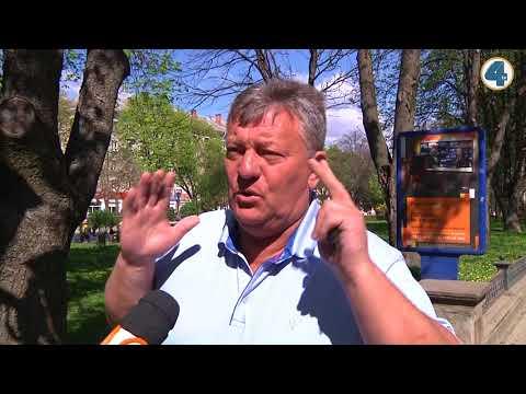 TV-4: Як ставляться тернополяни до скасування жовтого сигналу світлофора