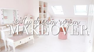 room makeover my dream room dressing room