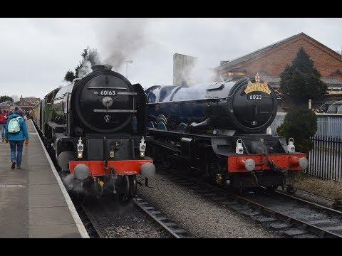 Severn Valley Railway Spring Steam Gala 2018 D2