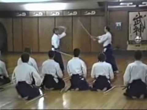 Two Swords of Aikido VHS 1999