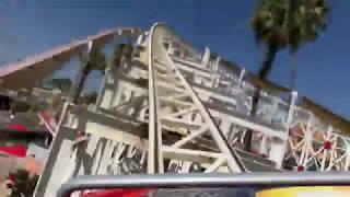Incredicoaster — Full Ride POV (Pixar Pier, Disney California Adventure)