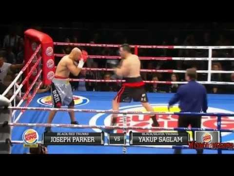 Joseph Parker vs Yakup Saglam 2015-06-13
