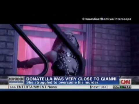 Versace Saved By Lady GaGa