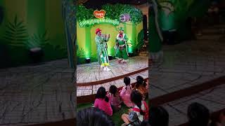Funny magic for kids