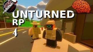 Unturned RP #4 - Mike? [Gameplay Deutsch]
