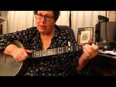 Good King Wenceslas clawhammer banjo Christmas carol