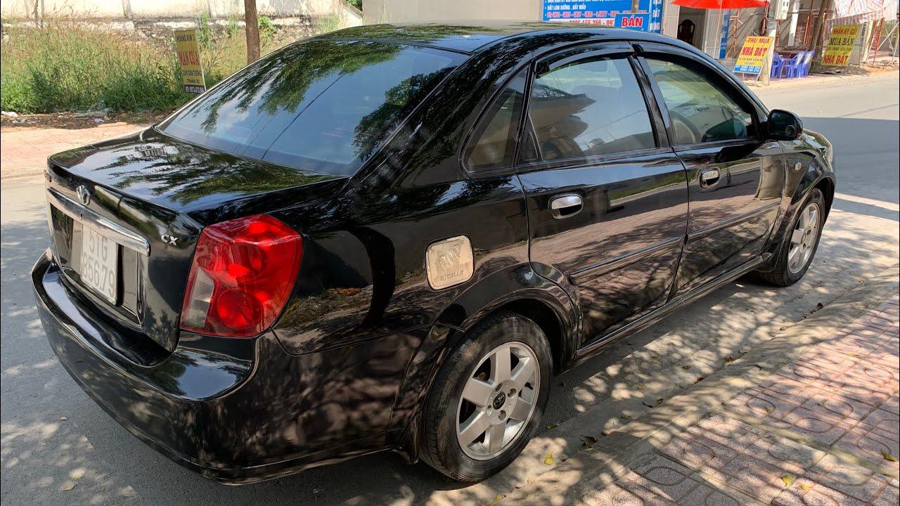 Laceti 2005 dki 2007 1.8 dh auto, abs, gương kính điện rẻ bất ngờ 125 tr xem xe tại dĩ an bình dương